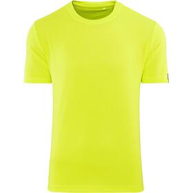 Meru Wembley Basic Shirt Men Lime Punch